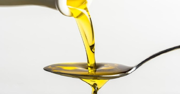 Sweet oil for ear infection