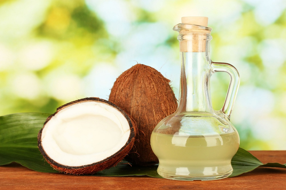 coconut oil to treat bacterial vaginosis bumps
