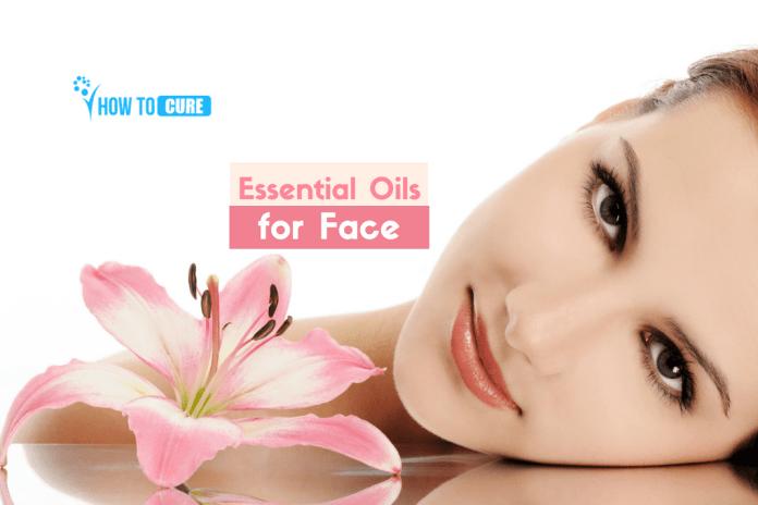 essential oils for face