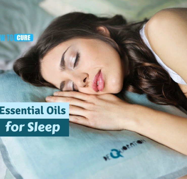 essential oils for sleep