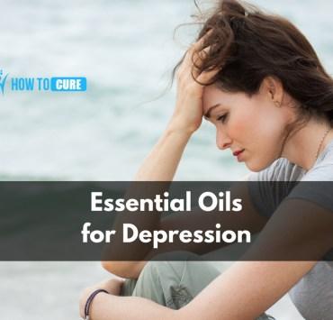 essentials oils for depression