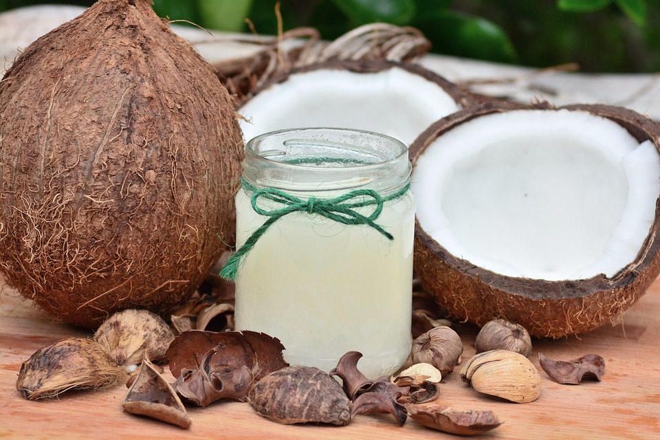 get rid of stretch marks for men using coconut oil