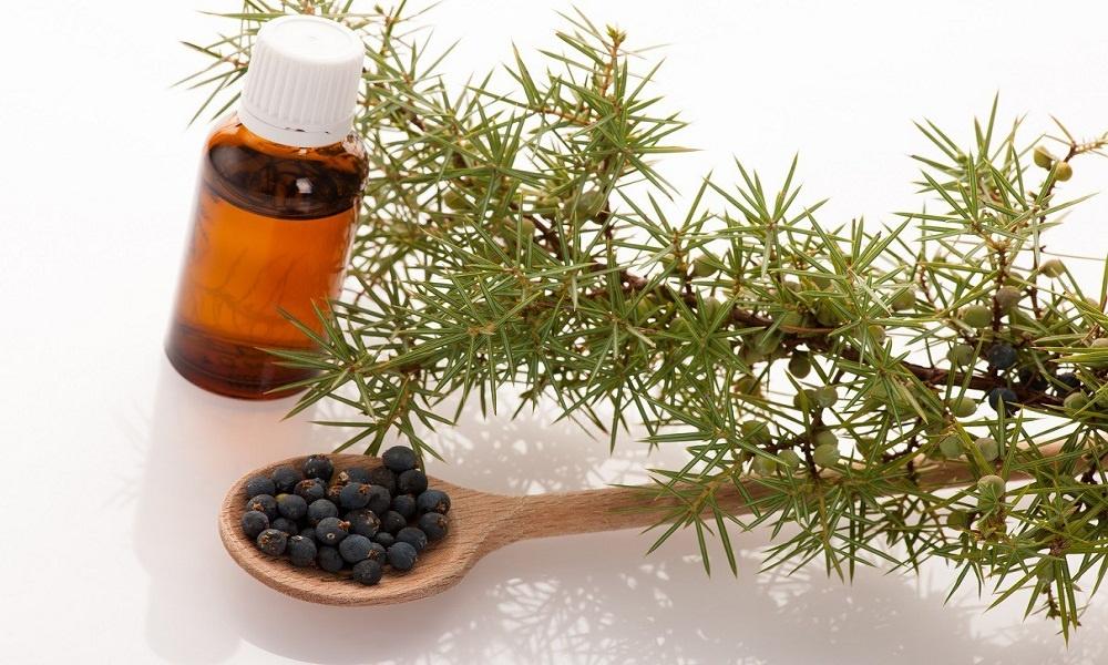juniper essential oil for sore muscles