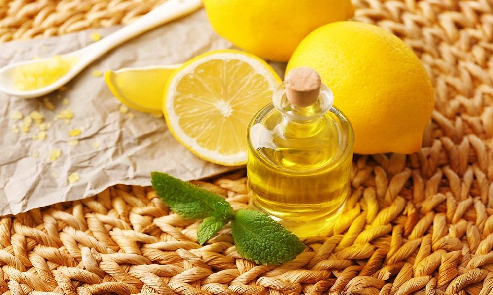 lemon essential oil for snoring