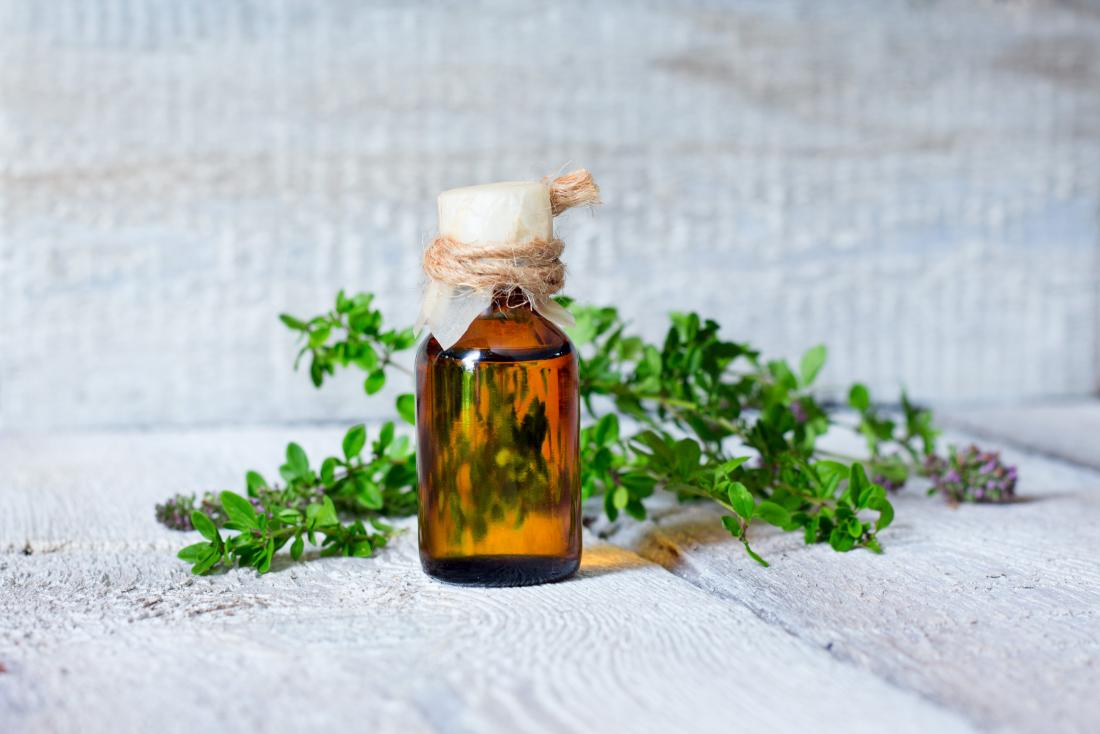 thyme essential oil for yeast infection