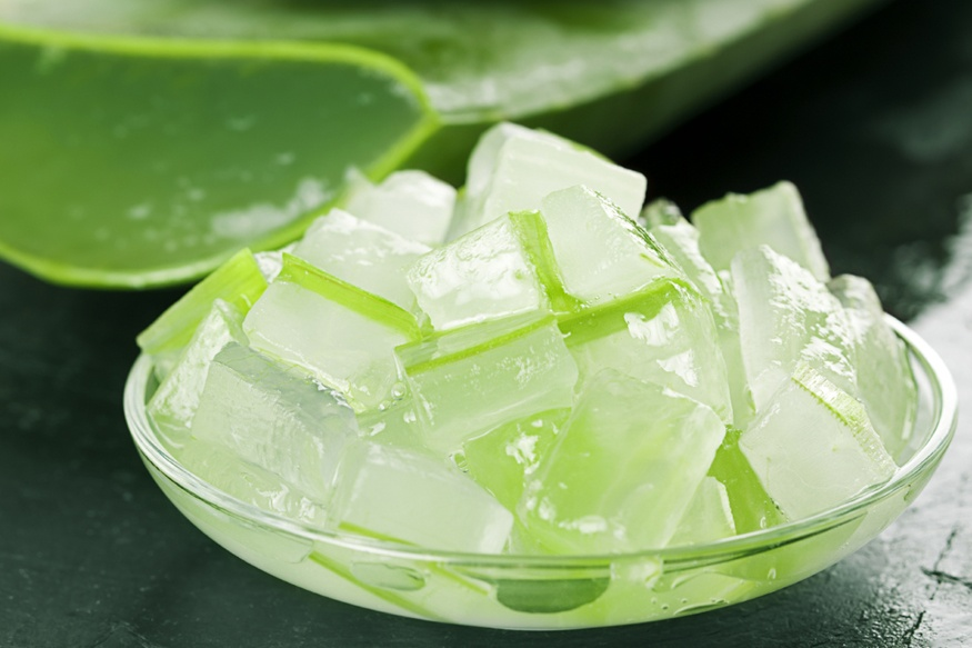 to cure vaginal bacterial infection using Aloe Vera