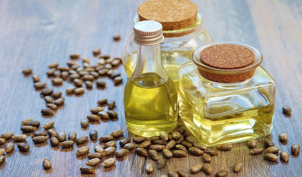 castor oil for dry skin