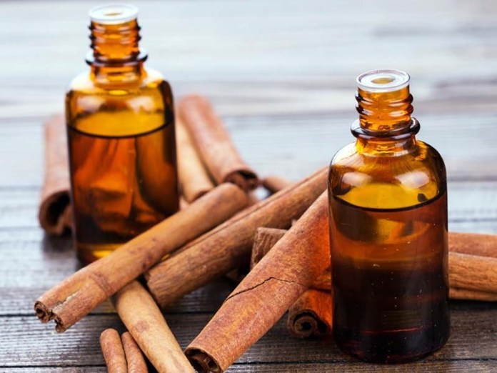 cinnamon oil for chest congestion