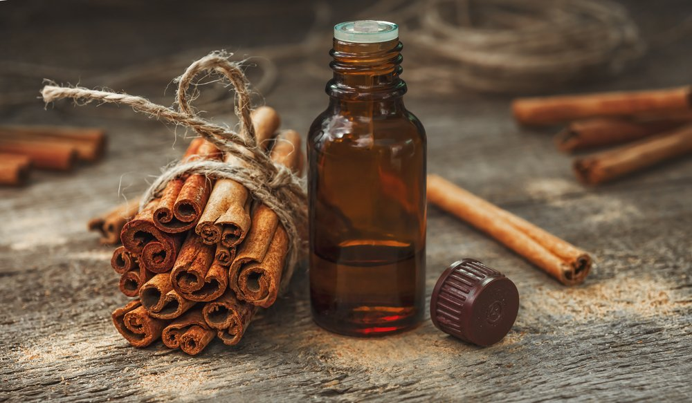 cinnamon oil for joint pain