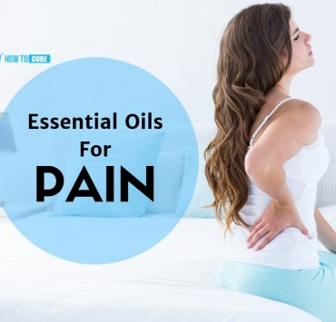 essential oil for pain
