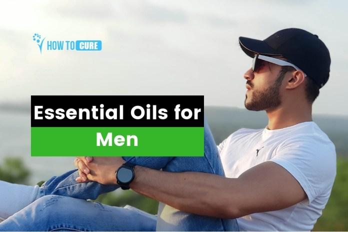 essential oils for men