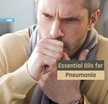 essential oils for pneumonia