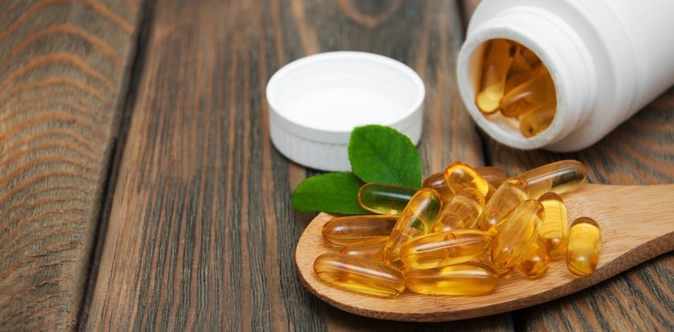 fish oil for carpar tunnel