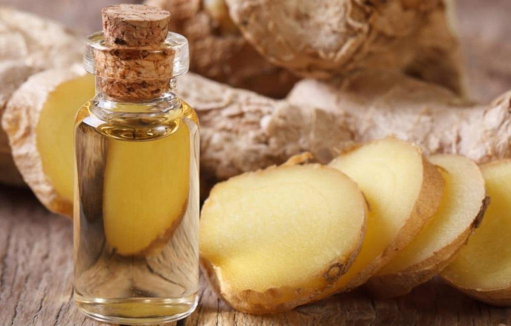 ginger essential oil for vertigo