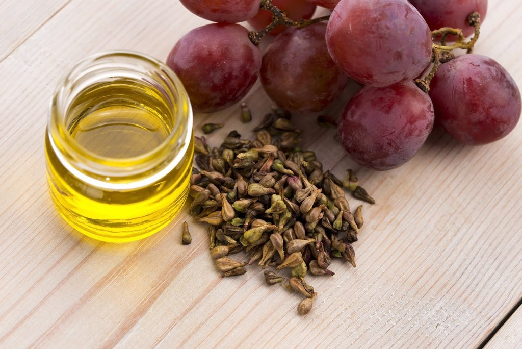 grape seed oil for healthy sex