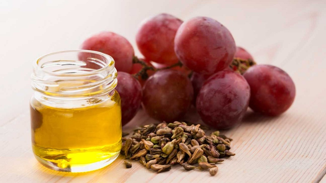 grapeseed oil for dry skin