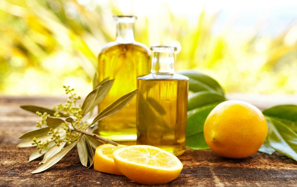lemon oil for copd