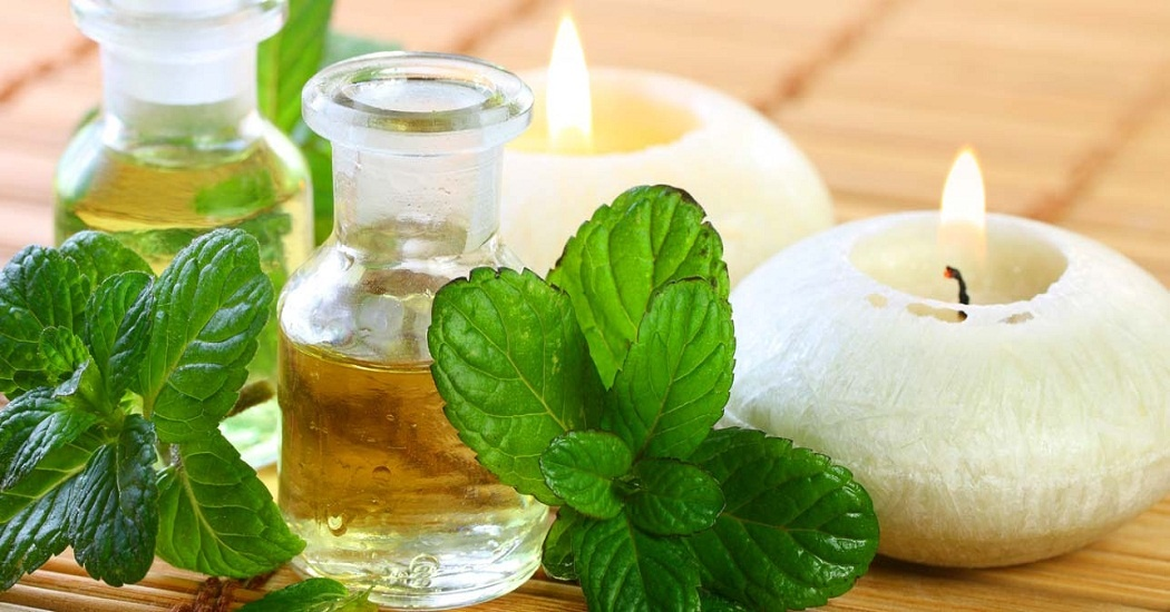 peppermint oil for poison ivy