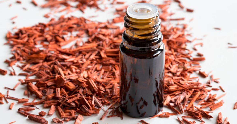 sandalwood oil for stress
