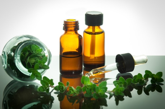 thyme essential oil for flu