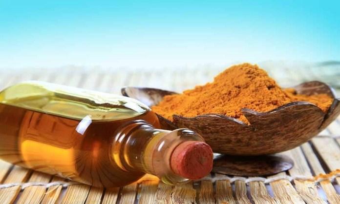 turmeric essential oil for bruises