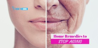 Home Remedies to stop aging