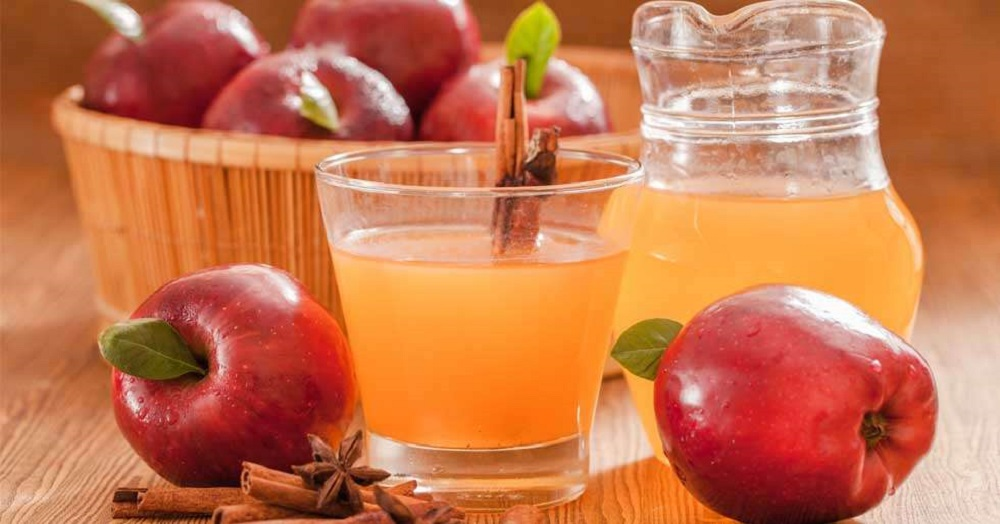 apple cider vinegar for closed comedones