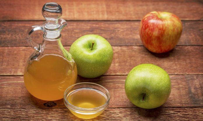 apple cider vinegar for edema