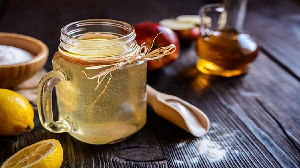 apple cider vinegar for fade acne scars