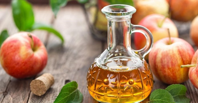 Apple Cider Vinegar remedy for itchy scalp