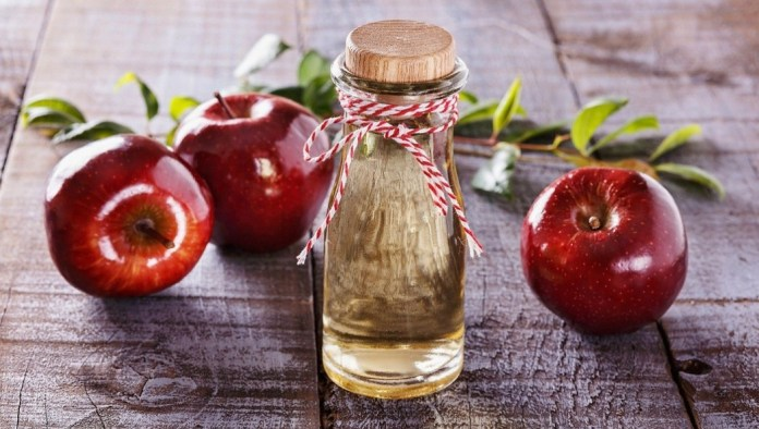 apple cider vinegar for whitehead removal