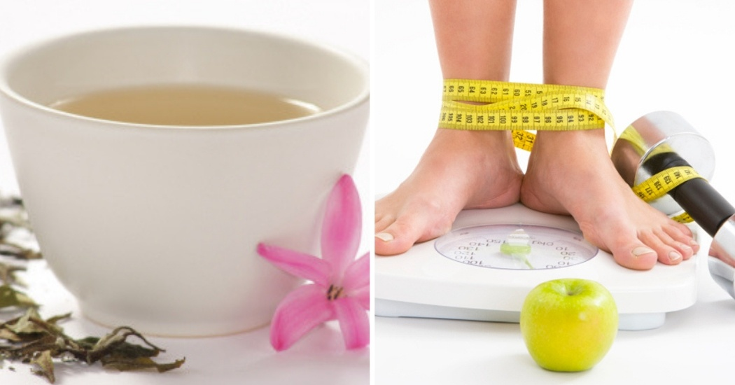 benefits of white tea in weight loss