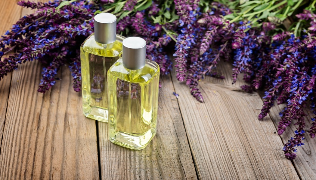 clary sage oil for dizziness