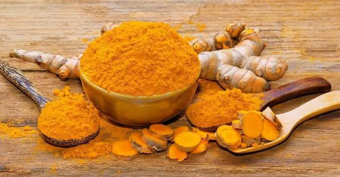 cure rosacea with turmeric