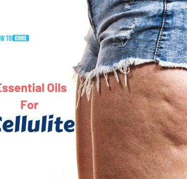 essential oils for cellulite