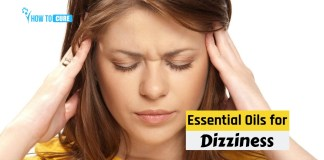 essential oils for dizziness