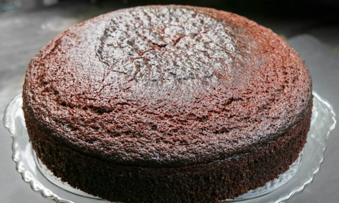 ginger and blackstrap molasses cake