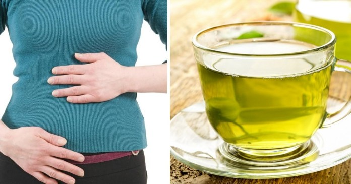 green tea causes digestive troubles