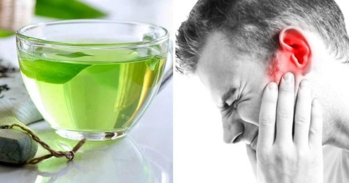 green tea causes tinnitus
