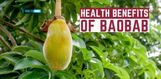 health benefits of baobab