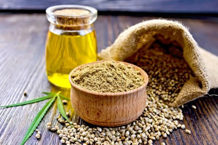 hemp seed oil for shingles