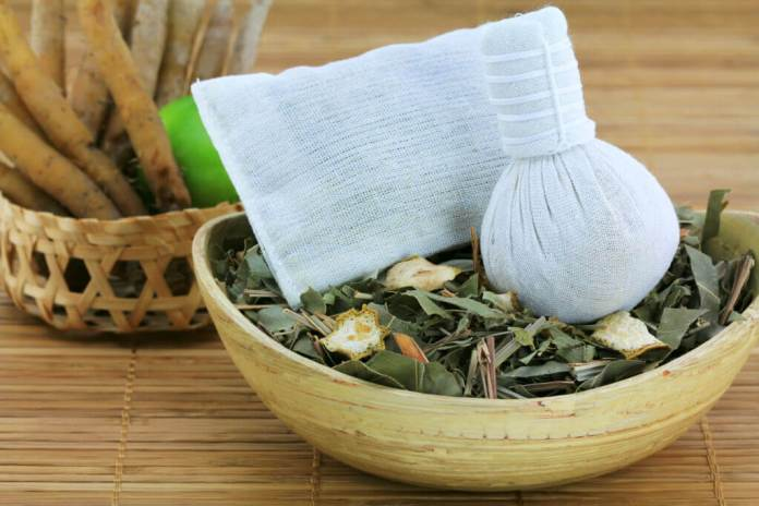herbal compress to get rid of sebaceous filaments