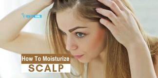 How to moisturize scalp