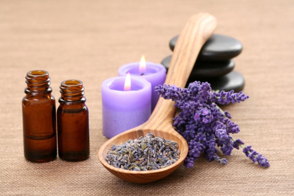 lavender oil for constipation
