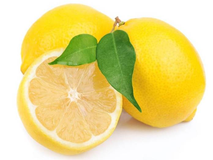 lemon for clearing razor bumps