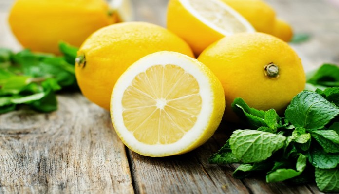 lemon for kill candida