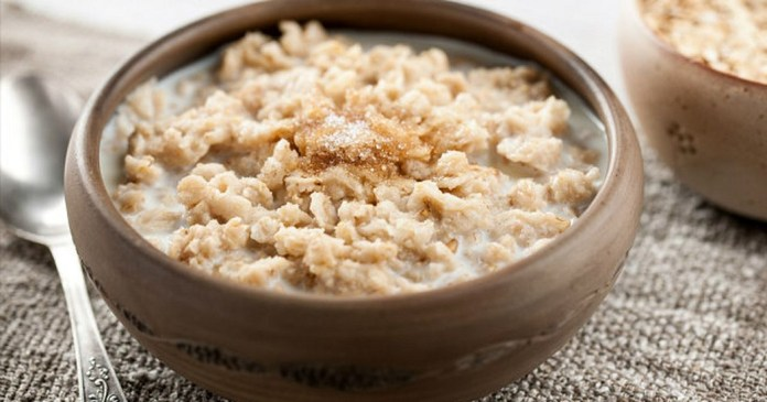 oatmeal reduces eczema in babies