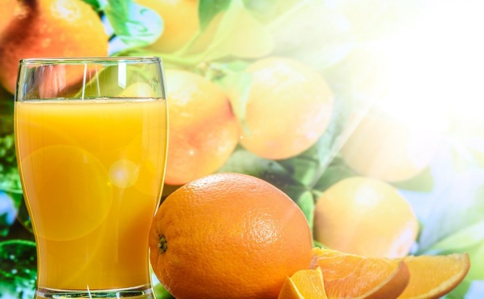 ripe and juicy oranges for weight loss