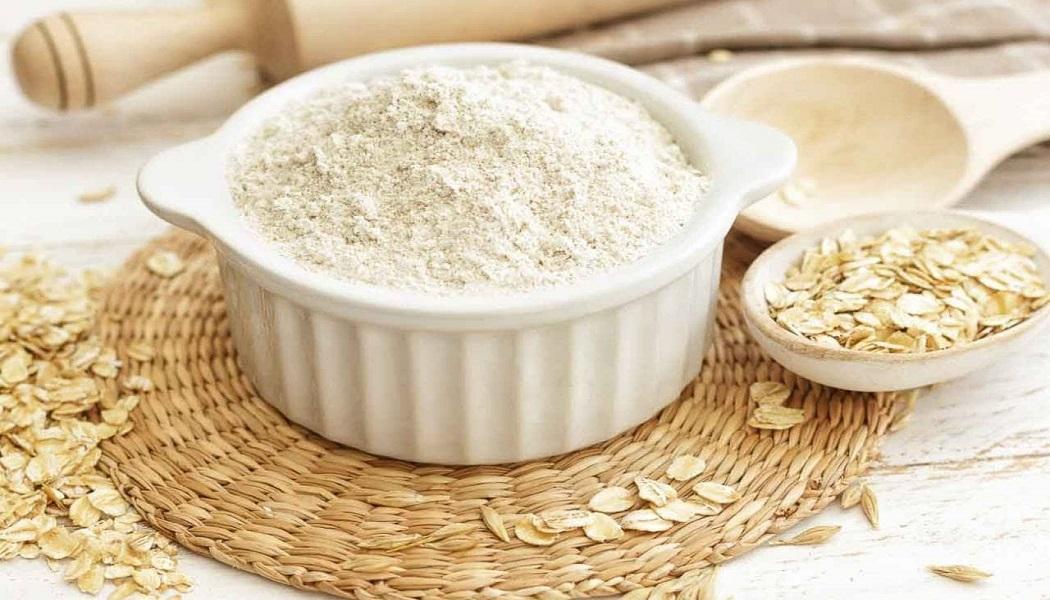 treat back acne with an oatmeal bath