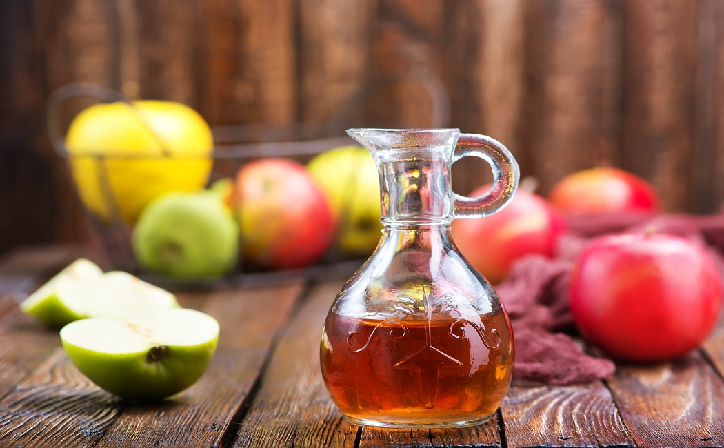 apple cider vinegar for butt acne scars